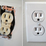 old outlet to new outlet