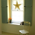 Dressing Up a Dormer Window with Shutters
