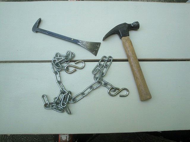 distress tools
