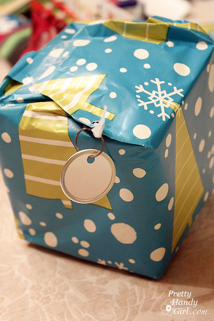 Fixing common gift wrap problems guest post by pretty handsome fixing common gift wrap problems omg so funny you have to read this negle Images