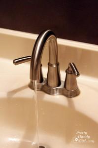 Drain-all-sinks