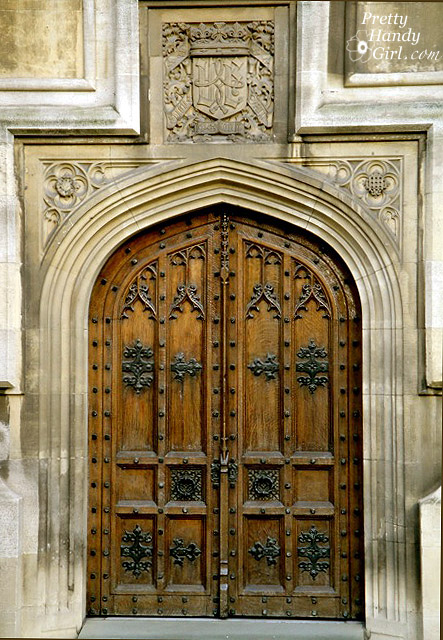 With Many Of The Doors In Windsor And Eton Here Are Just A Few More
