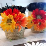 Dollar Store Flower Pot Makeover