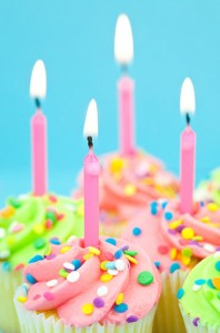 Happy Birthday-Blogiversary To Me!