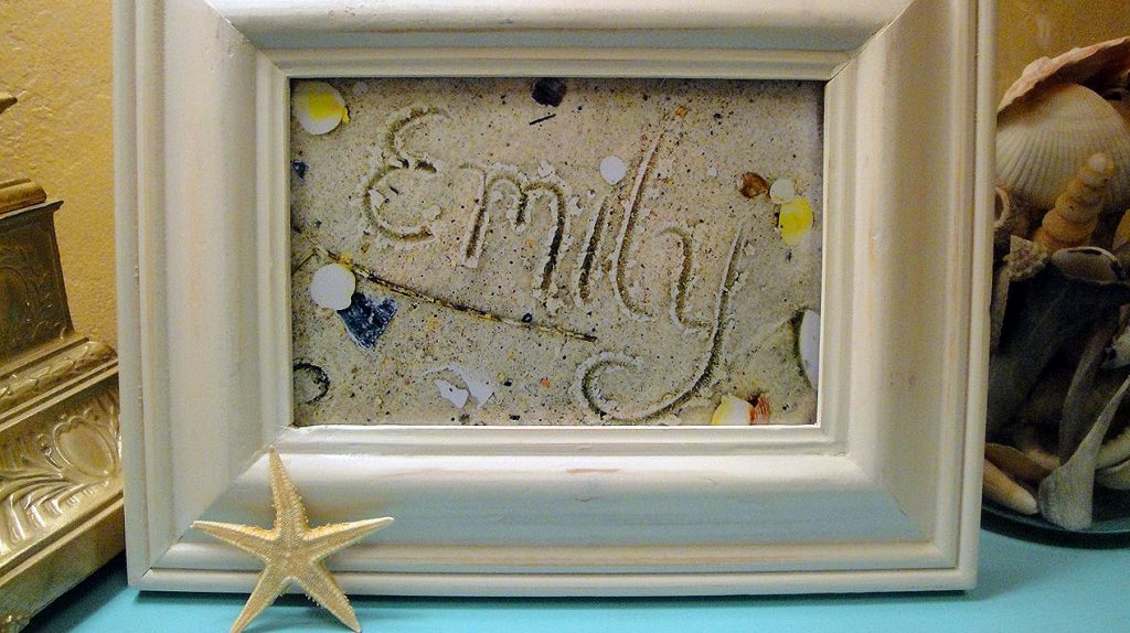 Sand Crafts For Kids