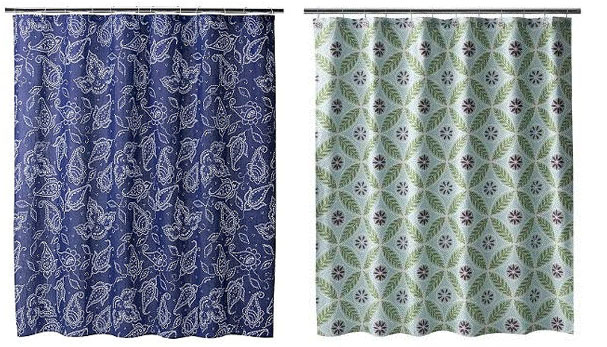 Curtains Ideas blue paisley shower curtain : Sewing a Bench Cushion with Piping - Pretty Handy Girl
