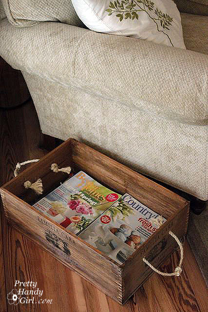 Tutes tips not to miss 21 for Diy wine crates
