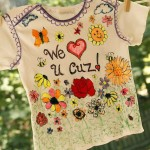 Sharpie Stained Markers – Making a Keepsake Baby Shirt