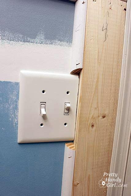 Board Amp Batten Moulding Tutorial Pretty Handy Girl