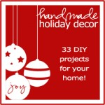 Handmade Holiday Decor eBook