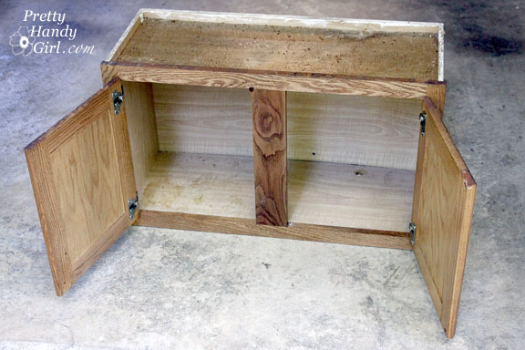 How To Make A Shoe Storage Bench Out Of Habitat Re Wall Cabinet