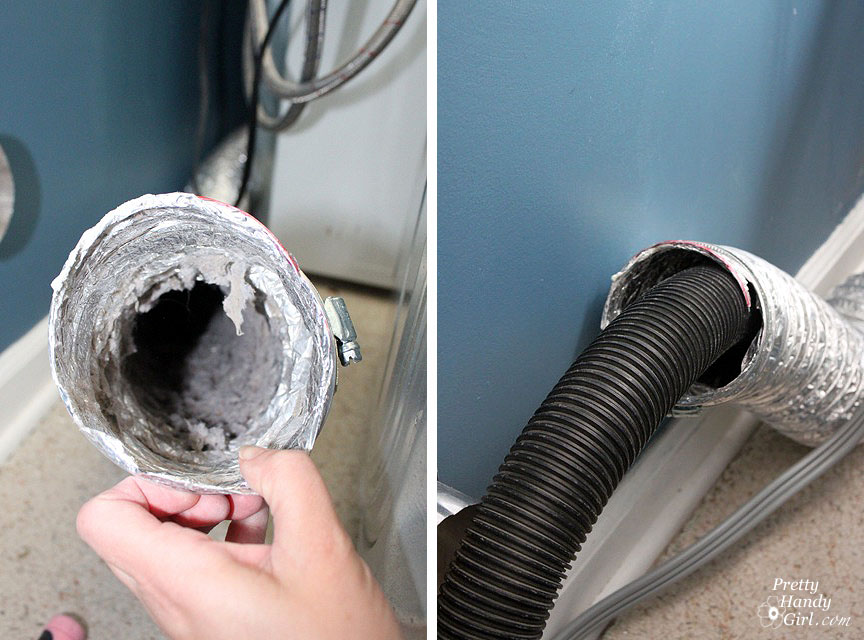 Time To Clean Your Dryer Ducts Prevent Fires Pretty