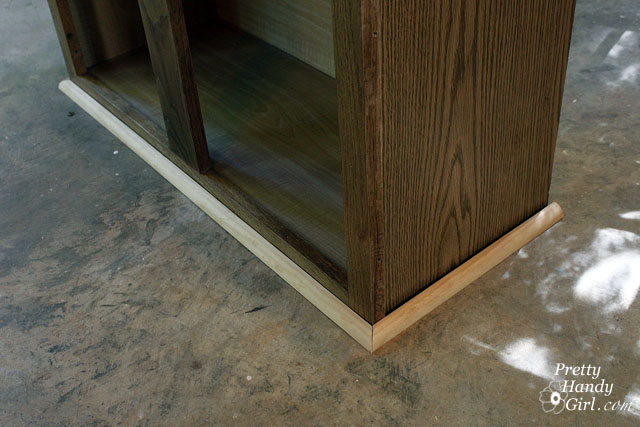 How to Make a Shoe Storage Bench out of a Habitat ReStore Wall ...