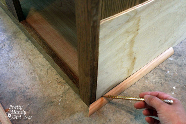 How To Make A Shoe Storage Bench Out Of A Habitat Restore
