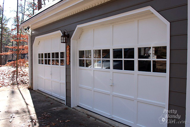 Weatherstrip Your Garage Doors