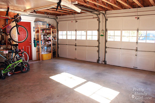 Garage Workshop Makeover Final Reveal Thanks To The