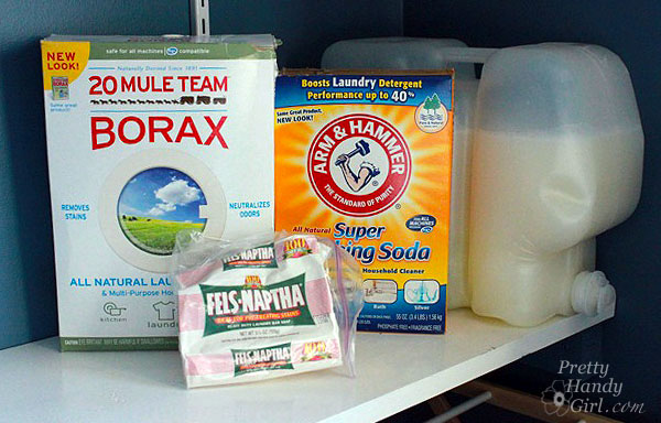 Clean Laundry Miracle Stain Remover Make Your Own