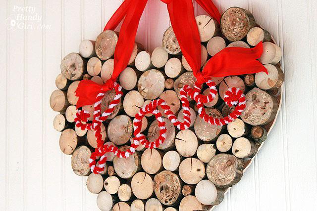 Valentines Day Wreath