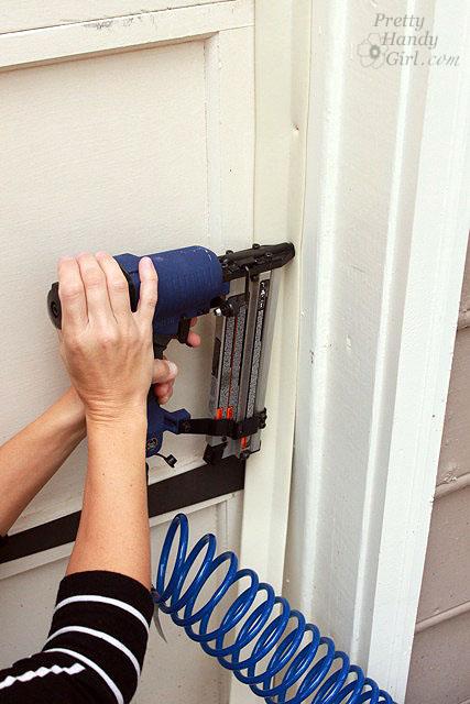 garage door trim sealInstalling Weatherstripping on a Garage Door Really Warms Up the