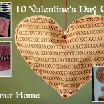 10 Valentine's Day Crafts for Your Home Decor
