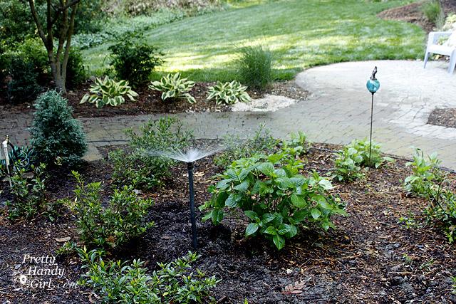 Installing Your Own Sprinkler System