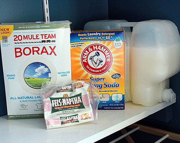 DIY Laundry Detergent |Pretty Handy Girl
