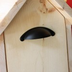 Make a House Shaped Mailbox – a Lowe's Creative Idea