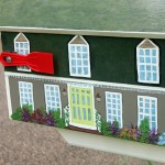 How to Paint a Miniature House