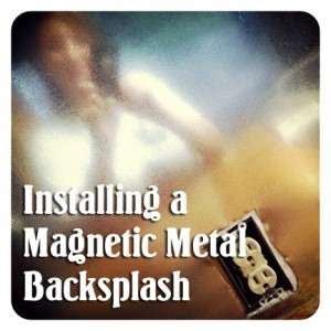 Installing_magnetic_metal_backsplash