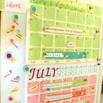 Summer Calendar and Our Bucket List