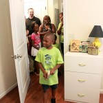 Day 5 Reveal of the Moore Habitat for Humanity House – End of the GMC Hidden Treasure Adventure