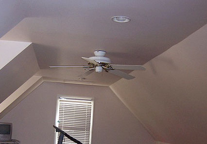 Update Your Ceiling Fan with Paint