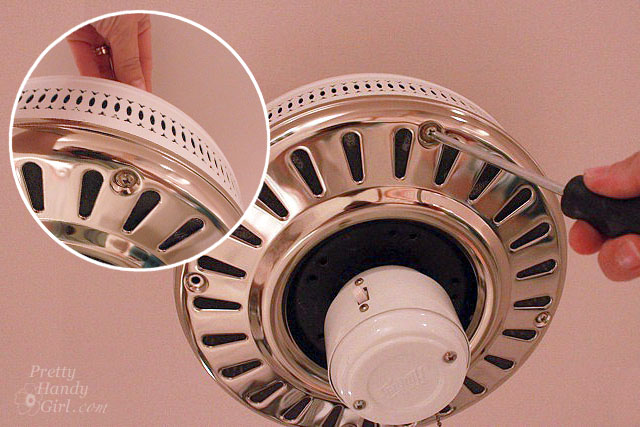 Update Your Ceiling Fan With Paint Pretty Handy Girl