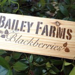 Make a Rustic Farm Crate Sign