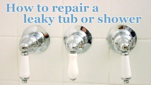 how_to_repair_leaky_tub_shower_faucet