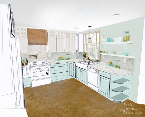 My Kitchen Design Plans