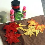 Fall Leaves Garden Flag with Google+ LIVE Video Tutorial