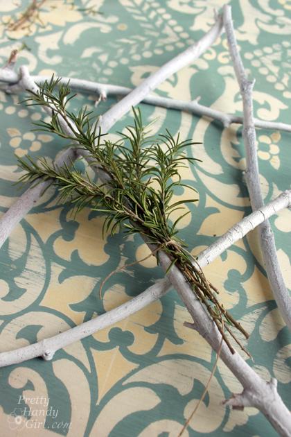 Twig Star Decorations Pretty Handy Girl