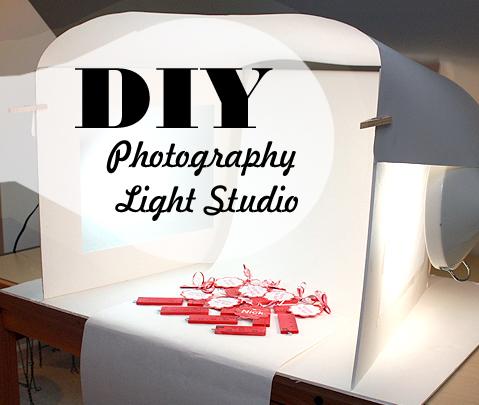 DIY Photography Light Studio Set Up - Pretty Handy Girl