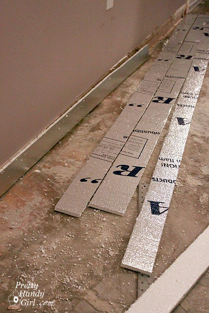 How to patch and level a concrete subfloor pretty handy girl save solutioingenieria