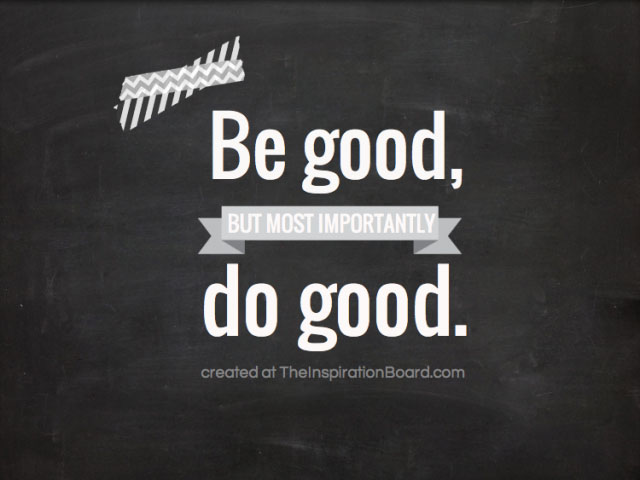 Be_good_quote