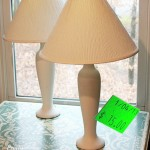 10 Minute Song Lyrics Lamp Makeover