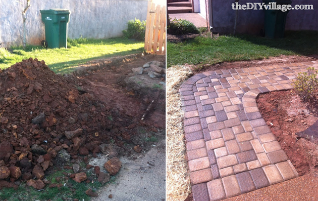 DIY_village_paver_walkway