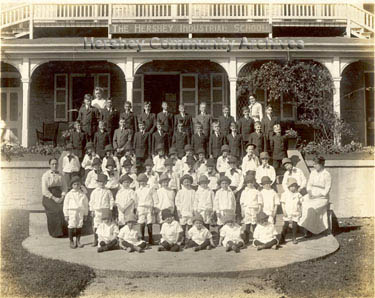 Milton_hershey_school_children