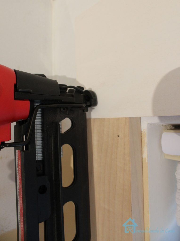 attaching top part on window lg