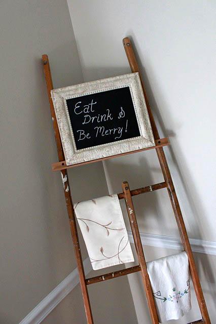 Ladder Easel