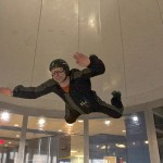 Look Mom! I'm Flying! {Indoor Skydiving}