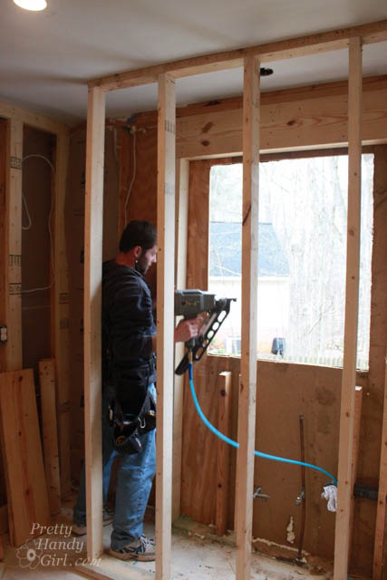 How to install trim and casing moulding on a casement for New construction wood windows
