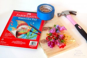 Easy Pounded Flower Gift Ideas