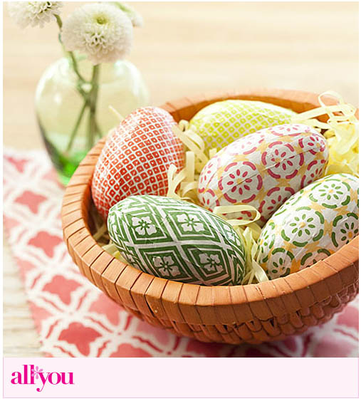 origami_paper_wrapped_eggs